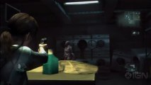 Resident Evil : Revelations - Exploring Revelations