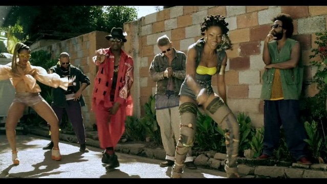 Major Lazer - Watch Out For This (Bumaye) (Official Video)