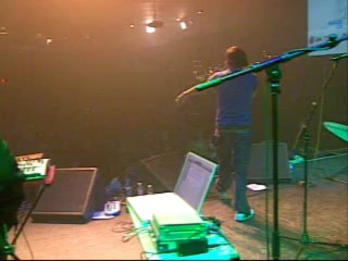 """Baromètre présente le Concert lancement de la plateforme """"Miouze.ca"""" le 31 mai 2007"""