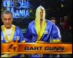 Butterbean VS Bart Gunn - Wrestlemania 15 (German)