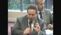 Intervention en commission des affaires étrangères