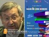 JACQUES SIMON AU SALON DU LIVRE BERBÈRE LE 06 ET 07 AVRIL A BERBÈRE TÉLÉVISION