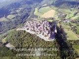 Chambres d'hôtes Piscine Bruniquel Saint-Antonin