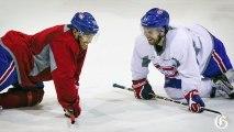 Canadiens prep for Buffalo Sabres