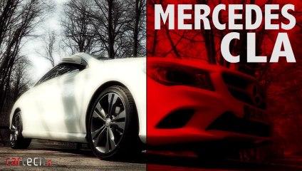 La Mercedes CLA à l'essai