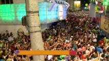 Ivete Sangalo canta 'Ziriguidum' com Dan Miranda, cantor da