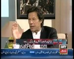 Imran Khan Exclusive in Off the Record with Kashif Abbasi –11th April 2013 p2