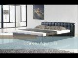 Lit à eau Lisa Waterbed Softside   Litaeau.net