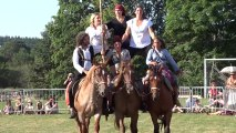 Theatre Equestre Recits Tziganes a Lormes