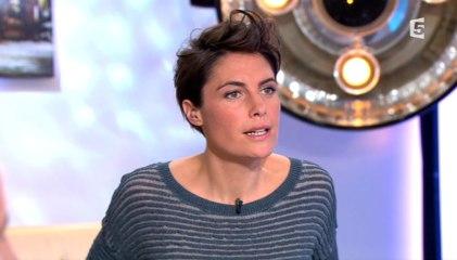 """Zapping : Alessandra Sublet parle de sa couverture dans """"ELLE"""""""