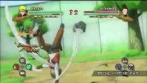 Naruto Shippuden : Ultimate Ninja Storm 3 (PS3) - DLC Naruto Cosplays