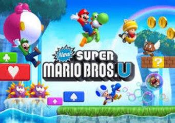 Review New Super Mario Bros U ( WiiU )