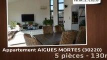 Vente - appartement - AIGUES MORTES (30220)  - 130m²