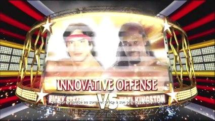 Fantasy Warfare WWE All Stars Steambot / Kofi Kingstone - VinceTheVice