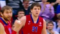 Playoffs Game 2 bwin MVP: Viktor Khryapa, CSKA Moscow