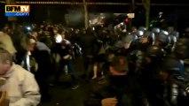 Des affrontements en marge d'une manifestation anti-mariage homo - 13/04