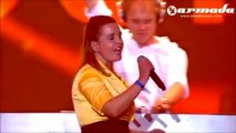 Armin Van Buuren ft. Audrey Gallagher * Hold On To Me * Armin Only Utrecht 2008