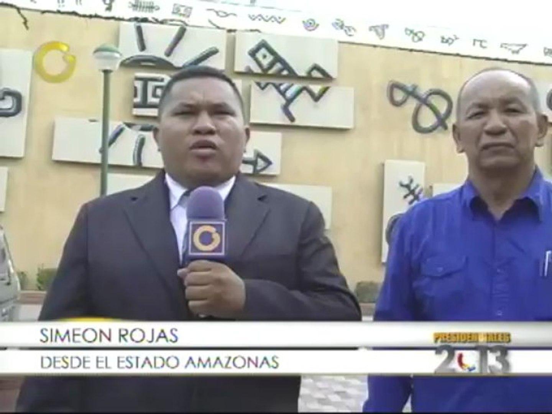 En Amazonas fueron instaladas 98% de las mesas de votación