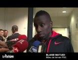 """Troyes - PSG : pour Matuidi, """"les titres vont commencer à pleuvoir"""""""