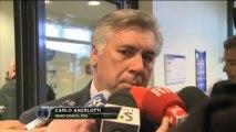 32e journée - Gameiro s'énerve, Ancelotti excuse