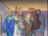 Los 4 Fantasticos - El Origen De Los 4 Fantásticos Part. I