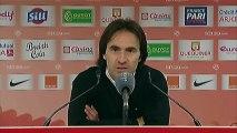 Conférence de presse Stade Brestois 29 - Stade de Reims :  (SB29) - Hubert FOURNIER (SdR) - saison 2012/2013