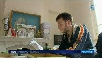 Interview de Baptiste Bauza (PCF) sur France 3 Haute-Normandie suite à l'annonce de la tenue de primaires au Havre