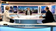 BFM Politique Pierre Moscovici face à Valérie Pécresse - 14/04
