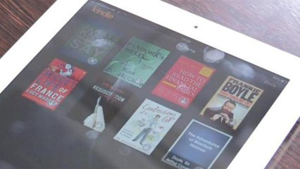 How to Read Kindle Books On An Ipad