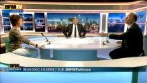 BFM Politique: l'After RMC, Pierre Moscovici répond aux questions de Véronique Jacquier sur la moralisation de la vie politique - 14/04