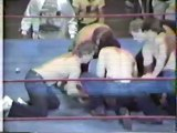 RIC FLAIR VS SGT SLAUGHTER PRO WRESTLING USA MEADOWLANDS 9/17/85