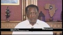 """Idriss Déby : une retrait """"progressif"""" des forces tchadiennes au Mali"""