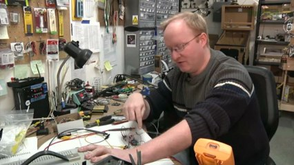 Mail Detection Device - The Ben Heck Show