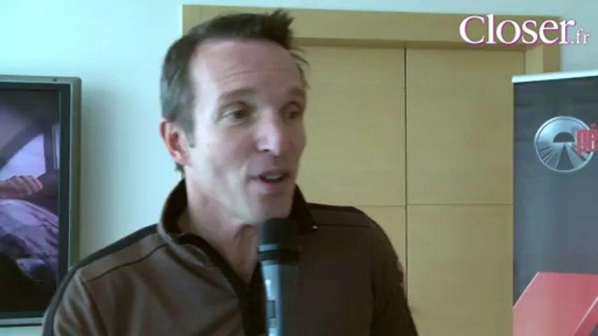 Pékin Express le coffre maudit : interview de Stéphane Rotenberg (VIDEO)