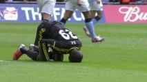 Le but venu d'ailleurs de Demba Ba contre Manchester City !