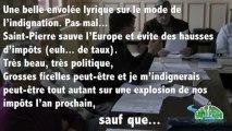 Saint-Pierre du Vauvray, budget 2013 : Pascal Schwartz et la municipalité sauvent l'Europe de la faillite