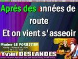Yvan DESLANDES Animation Concert  avec projection des Paroles