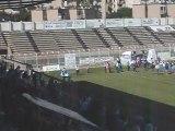 Festa Akragas Calcio domenica 14 aprile 2013 allo stadio Esseneto