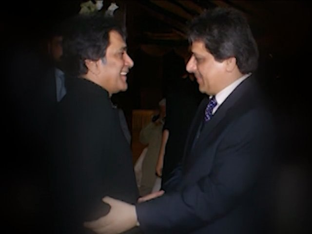 Tribute to the legend Moin Akhtar (Late) by Dr. Ishrat-ul-Ebad Khan Governor of Sindh