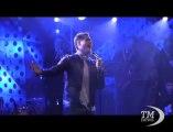 """Showcase di Michael Bublè a Roma per l'uscita di """"To be loved"""". Esclusiva live di Rds: il crooner canadese presenta nuovo album"""
