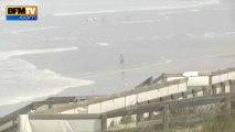 Surveillance des plages de Gironde - 15/04