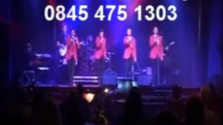 Frankie Valli Tribute Bands: The Ragdolls (JERSEY BOYS)