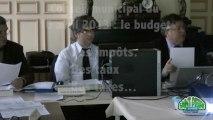 Saint-Pierre du Vauvray, budget 2013 - des impôts, des taux des taxes