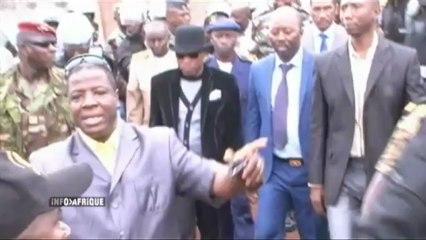 GUINEE CONAKRY: le retour de Dadis Camara