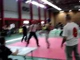 Benjamin 1/4 de finale Championnat de France cadet 74 kg 2ème reprise 2ème partie