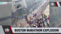BREAKING: Explosions at Finish Line of Boston Marathon Dozens Injured