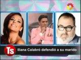 ILIANA CALABRÓ CRUCE CON JORGE LANATA EN DALE LA TARDE - PARTE II