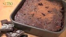 Recette de Brownie au micro-ondes - 750 Grammes