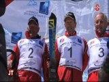 Challenge des pulls rouges à l'Alpe d'Huez