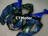 CTMotor 2007-2008 KAWASAKI ZX6R ZX-6R 636 FAIRING 30B